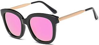 BOZEVON Polarized Sunglasses For Men Women - Unisex Classic Rimmed UV400 Protection Driving Sunglasses