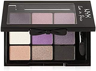 NYX LOVE IN PARIS EYE SHADOW PALETTE BE OUR GUEST MAURICE