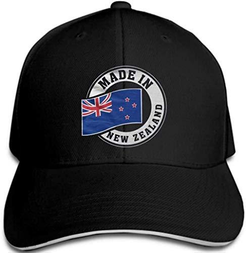 Unisex-Baseballkappe, modische Hiphop-Baseballkappe, schwarzer Druck, dünnes Netzgewebe, schnell trocknend, atmungsaktiv, für Golf, Tennis, Laufen, Wandern, Angeln, Segelboot, Sonnenschutz