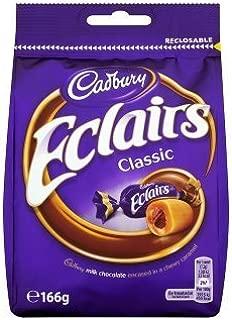Original Cadbury Eclairs Chocolate Bag Imported From The UK England
