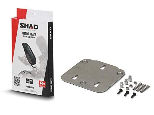 SHAD X011PS, Black, no