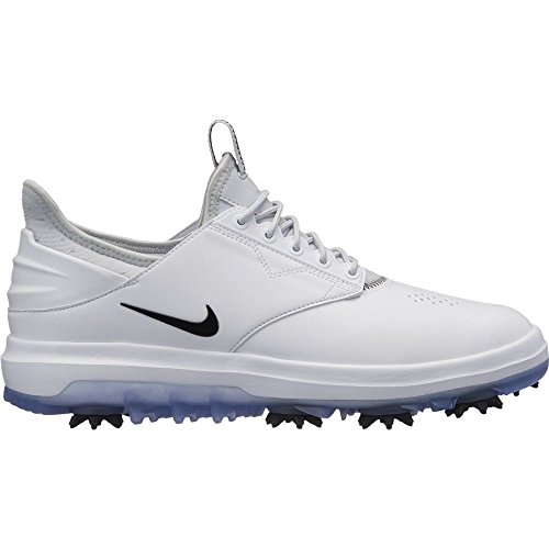 Nike Damen WMNS Air Zoom Direct Golfschuhe, Mehrfarbig (White/Black-Metallic 100), 38 EU