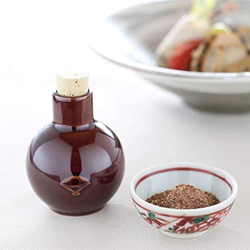 料亭の粉しょうゆ陶器付8g×3袋