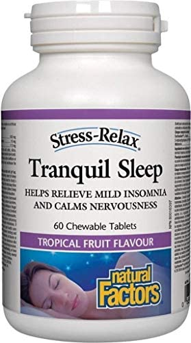 Top 10 Best tranquil sleep 120 chewable Reviews