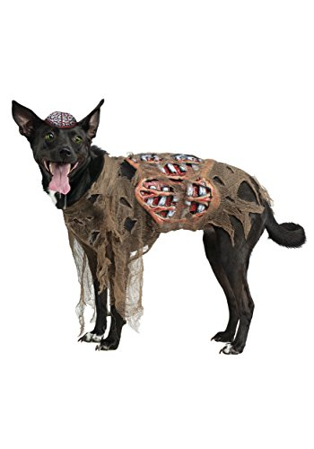 Zombie Dog Fancy Dress Costume Standard