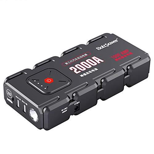 Find Bargain ZRK Car Mobile Power Supply-Multi-Function Car 12V Emergency Start Power Supply-Car Spa...