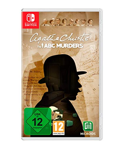 Agatha Christie: The Abc Murders - [Nintendo Switch]
