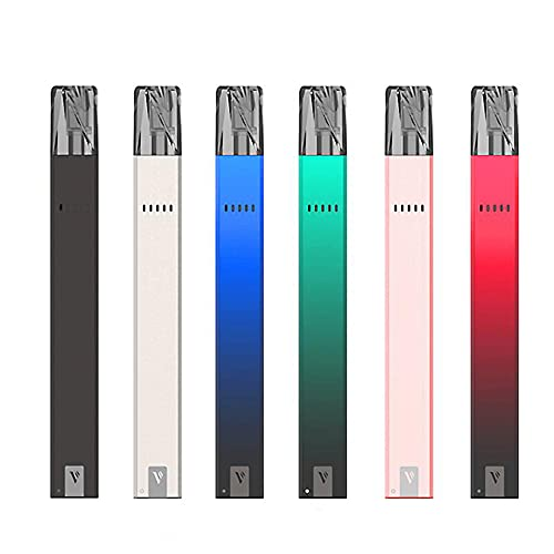 Vapo-resso BARR Kit 13W 350mAh Batería incorporada con cartucho de vaina de 1,2 ml Vaina de malla de 1,2 ohmios sin nicotina