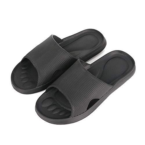 G-TASTE Zapatillas de casa de Verano Sandalias Antideslizantes para Interiores Zapatillas para el hogar Zapatillas de baño para el hogar