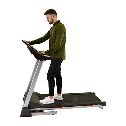 Charles Bentley 2.25HP Motorised Electric Treadmill Folding Running Machine