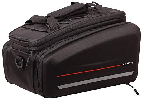 ZEFAL Unisex– Erwachsene Gepäckträgertasche-2701716100 Gepäckträger, schwarz, One Size