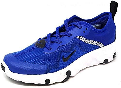 NIKE Renew Lucent (PS), Zapatillas Unisex niños, Azul (Hyper Blue/Black-White 400), 31 EU