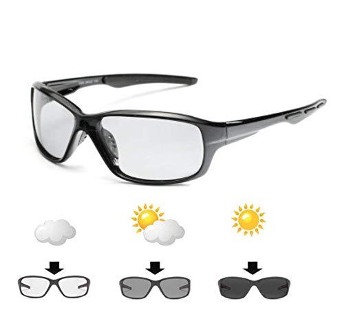 Polarlens Photochromic Polarized Glasses Sunglasses Lens Cycling Running...