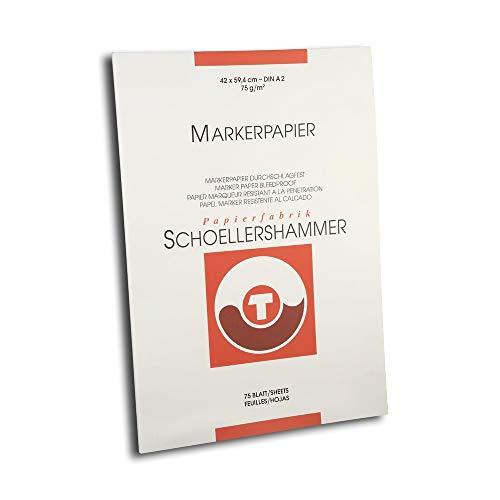 Schoellershammer Papel gráfico, 75g/m2