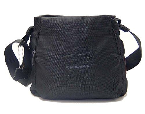 Tiger Bolso de mujer Urban Bags TA23114 (Negro)