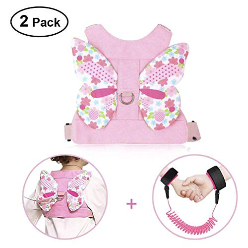 AimdonR Anti Lost Belt Baby Safety Cute Butterfly Child Anti Lost Safety Lines