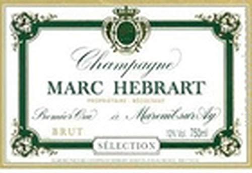 Champagne Brut Selection 1er Cru NV Magnum 1,5 l - Hebrart Marc