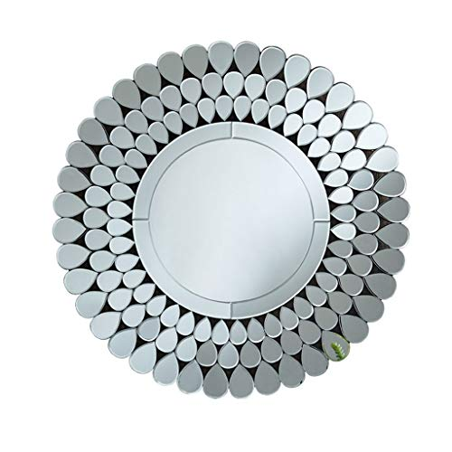Miroirs Accroché Au Miroir Mural Décoration Murale De Salon Miroir Porche De Couloir Miroir Mural Miroir Rond Dressing De Salle De Bains Miroir Miroir Mural De Chambre