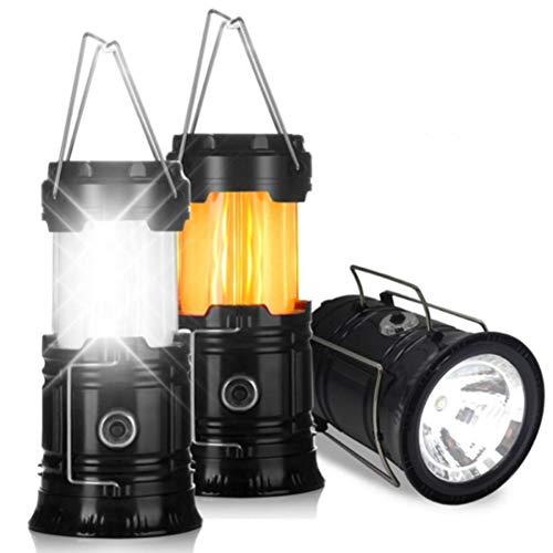 1000LM 5-Mode LED Taschenlampe Torch Camping Nachtlicht Ladegerät Batterieart