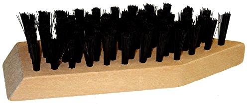 DELARA Cepillo de Limpieza Resistente - Color: Negro