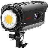 Jinbei EFII-200 LED de luz continua, lámpara LED con 200 W de potencia regulable y un valor CRI/TLCI superior a 97...
