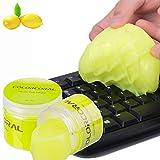 Reinigungsgel Tastaturreiniger Universal-Staubreiniger für PC Tablet Laptop, Belüftungsöffnungen...