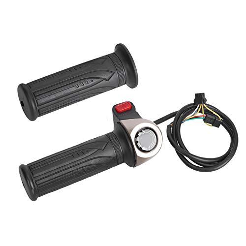 Ligero Práctico Profesional E-Bike Acelerador Universal del Acelerador Empuñadura del Acelerador Bicicleta...