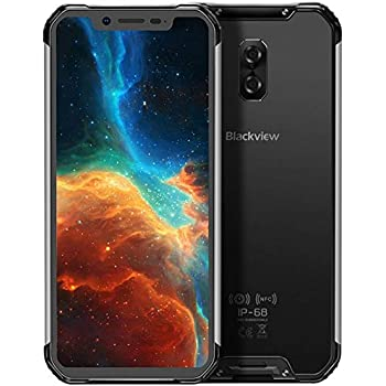 2019) Blackview BV9600 4G Smartphone Libre Resistente, Android 9.0 ...