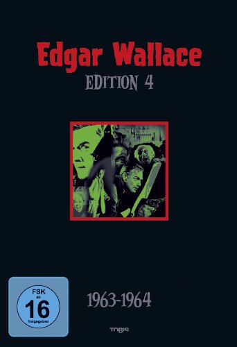 Edgar Wallace Edition 04 (4 DVDs)