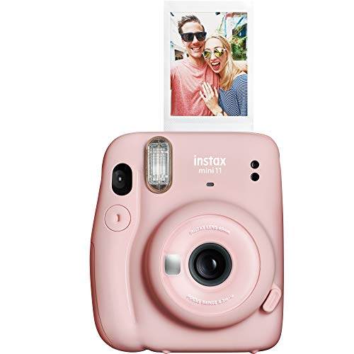 Fujifilm Instax Mini 11 Instant Camera (Blush Pink)