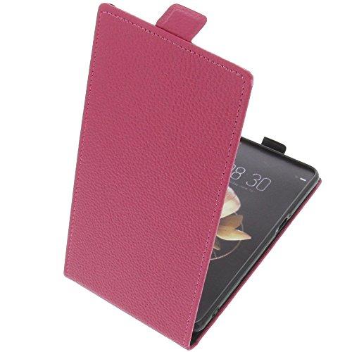foto-kontor Tasche für Archos Diamond Gamma Smartphone Flipstyle Schutz Hülle pink