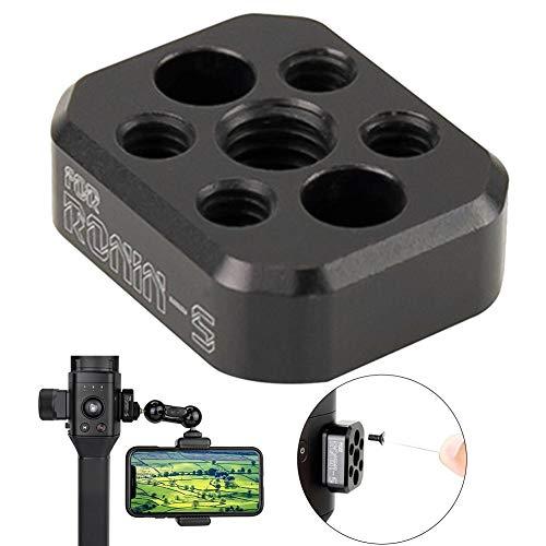 XINGRUI Boutique Zubehör Schnell Relese Platte Aluminiumlegierung Kamera Externe Montageplatte for DJI Ronin-S Gimbal