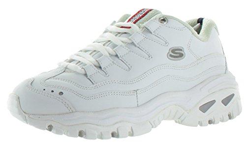 Skechers Energy zapatillas de deporte, Blanco (Wml), US 6|UK 3|EU 36