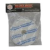 Boss Cleaning Equipment B100326 Pads, Microfiber Gloss BOSS 2PK