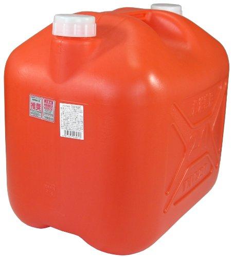 Plateck(プラテック)『ポリタンク 灯油缶 20L』