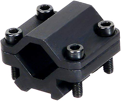 UTG Universal Single-rail Rifle Barrel Mount, 2 Slots