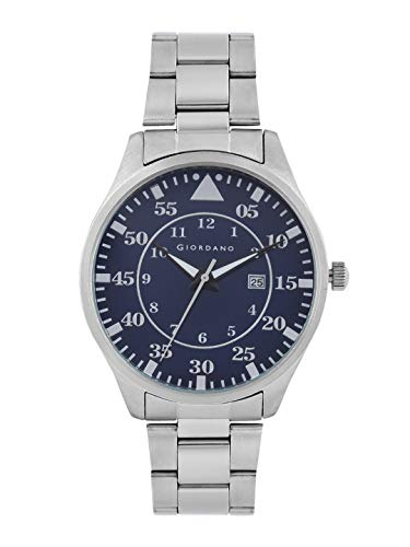 Giordano Analog Blue Dial Men's Watch - 1771-33