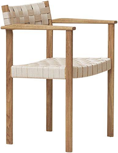 Form&Refine - Motif Armlehnstuhl - geölte Eiche - Herman Studio - Design