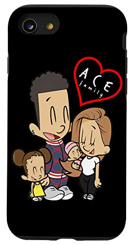 iPhone SE (2020) / 7 / 8 Ace baby family merch kids Case