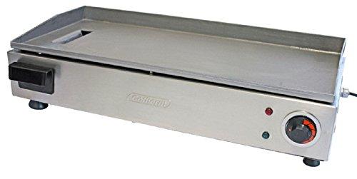 Chapeira Eletrica 70x30 2000 W 220 V Cotherm Inox
