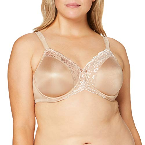 Triumph Damen Bügel-BH Ladyform Soft W X , Beige (SMOOTH SKIN-6106) , 85E