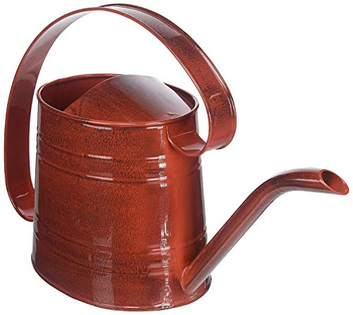 Robert Allen MPT01507 Danbury Watering Can.5 Gallon, Cayenne Red
