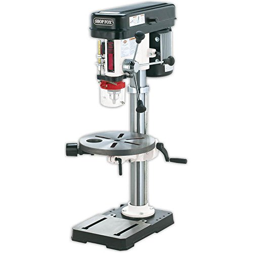 Shop Fox W1668 ¾-HP 13-Inch Bench-Top Drill...