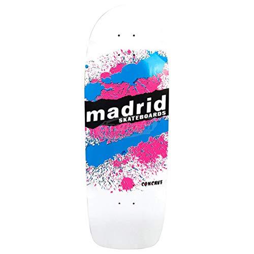Madrid Explosion OG Cruiser White DECK ONLY
