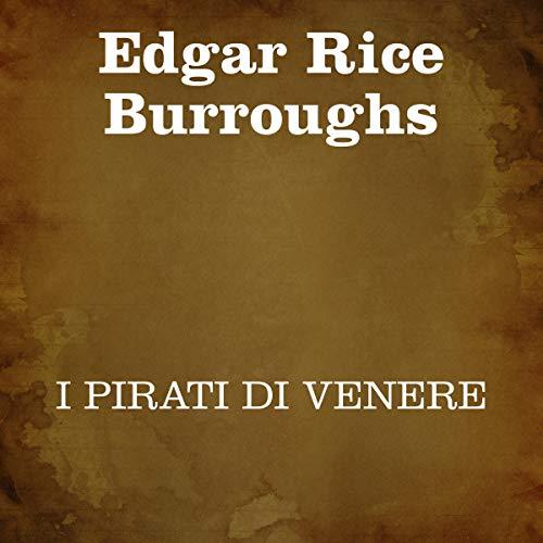 I pirati di Venere copertina