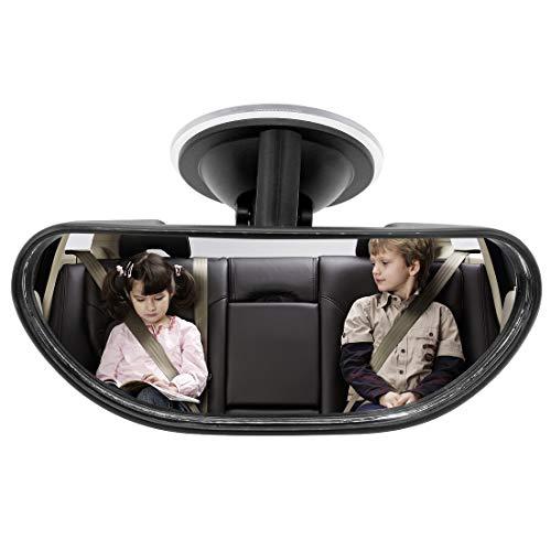 Yuhtech Rücksitzspiegel, Auto-Rückspiegel für die Babyschale Rücksitzspiegel für Babys