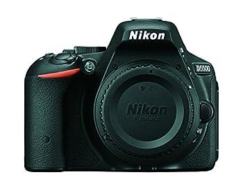 Nikon D5500 DX-format Digital SLR Body  Black