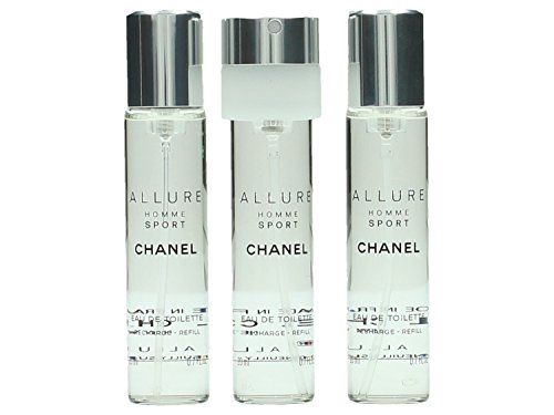 CHANEL Allure PH Sport EDT NF 3x20 ml
