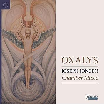Joseph Jongen - Chamber Music