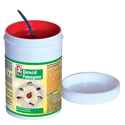 Vebi - Fumígeno insecticida fumigaste Duracid. Bote de 11 gramos